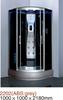 2015 New Luxury Acrylic Steam Room Wet Sauna Steam Shower Cabin