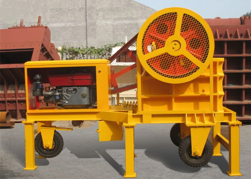 maintenance and lubrication of jaw crusher essay