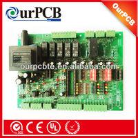 china supplier black pcb ws2801 digital led strip manufacture