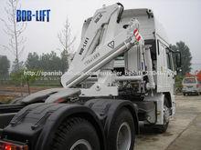 Alta calidad 6 ton plegable pequeño camión pluma grúas para la venta SQ6.3ZA3