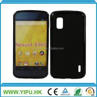 For LG E960 wholesale full protective tpu case , tpu phone case for LG E960