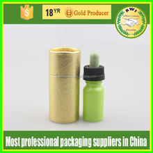 Hard and practical round paper tube box package