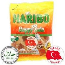 haribo sweets happy cola 80 gram