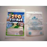 Heavy Duty Zip Lock Plastic Bag - Heavy Duty