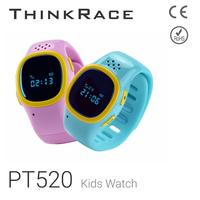 Thinkrace PT520 model SOS Emergency Alarm for kids-care gps wrist watch