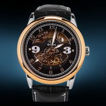 Designer branded mechanical men's watches sport