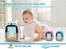 Jimi JH168 CCTV Camera video baby monitor Wireless remotely control by mobile app