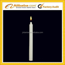 Top quality Wax Stick white candles