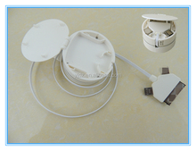 Electronic Gifts Import Cheap Goods from China Retractable USB Cable for Cell Phone