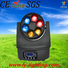 Newest!! 6*15W Be Eye Zoom And Rotating LED Moving Head Bee Eye light