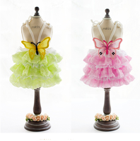Dog 2015 Butterfly Dog Fashion Dresses Alibaba Dresses Wholesale Dog Clothes Pet Products