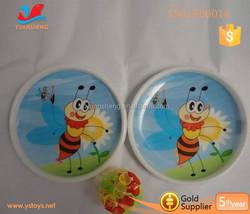 custom design plastic suction cup catch ball