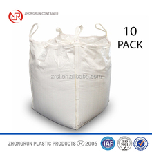 wood pellet bag,FIBC big bag for wood product,800kg wood pellet bag