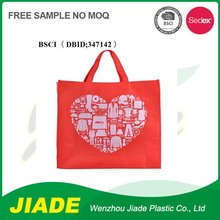 Pp woven bag recycled bag/wholesale hot sale pp woven bag/men tote aminated pp woven bags