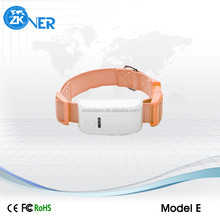 Model E gps pets tracker gps pet locator with free system tracking online