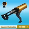 1500ml 1:1 glue pneumatic spray gun