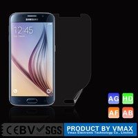 Cheap Price !!L Korea / Japan Material Clear Cell phone pet screen protector for Samsung galaxy s6