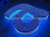 9mm sigle colorled backlight led modules led pixel light with lowest price