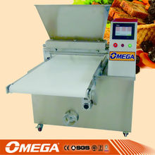 LCD touch screen dropping machine/cookies Extruder used for produce unique snacks and cookies