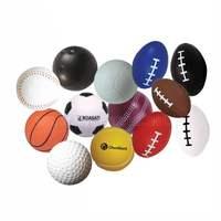 PU Sport foam ball promotion toy stress ball