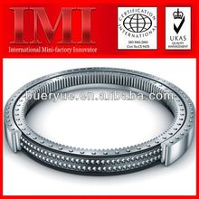 ISO9001 Certificated Top Quality and Long time Working truck crane slewing bearing