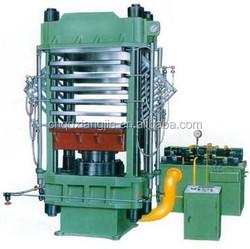 PU foam sheet press machine/PVC foam sheet press