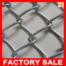 low price hot-dipped galvanized chain link fence