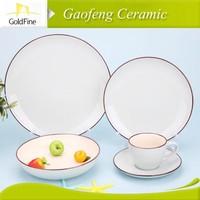 white plates for restaurant, dinner white plates for weddings