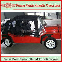 China Right Hand Driving Gasoline Mini Moke Car