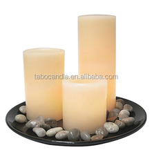 Better Homes and Gardens Flameless LED Pillar Candles for 3pcs