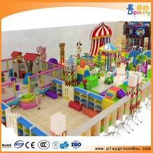 Free design CE & GS 2015 Most attractive children Indoor playground equipment indoor play gym for kids