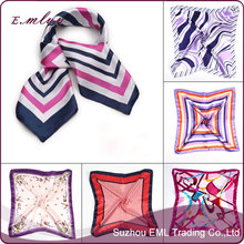 2015 Silk scarves, emulation silk wholesale