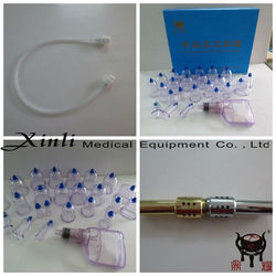22 pieces Rubber cupping massage