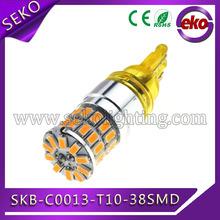 High brightness 12v 24v led 3014 smd t10 canbus led car lights