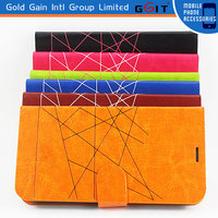 Fashion Designed Mobile Phone PU Leather Flip Case For Samsung For Galaxy S5