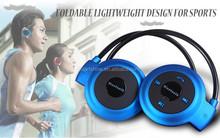 2015 Popularity Bluetooth V4.0 + EDR Imported CSR Chipset Definition Stereo Portable Super Lightened Both Ear For Sports