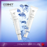 bright color whitening sunscreen face lotion