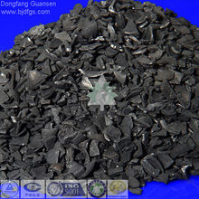 Adsorbent Particles Coaly Bituminous Coal Base Activated Carbon