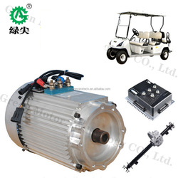 High quality long life 7.5kw 72v smart car engine for electric golf cart