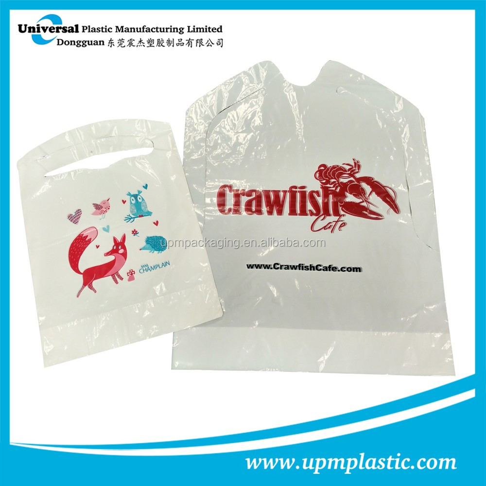 LDPE bibs for adult and baby