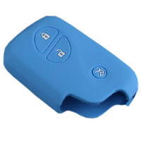 Latest silicone remote car key case for BMW with hot sale
