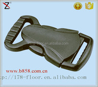 Factory supply spot plastic side release buckle for bag