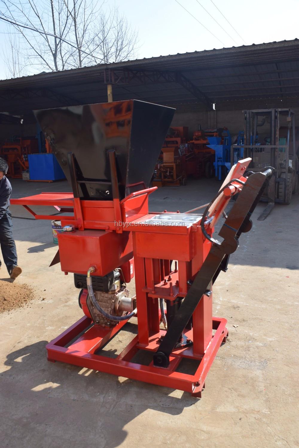 Eco friendly hby1 15 hydraulique manuel brique dargile faisant la presse comprimé