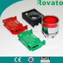 high quality Light Push Button Switch flush, electric push button