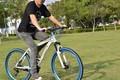 Esta es una 26er precio barato de aluminio TMB bici con 24 velocidades groupset del