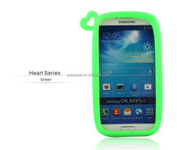 New Colorful Case for Universal Silicone Bumper Cell Phone Cover Case Protector