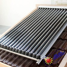 12tubes flat plate solar collector prices
