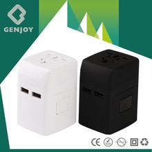 New Arrived travel adapter plug korea CE ROHS FCC A1322.00