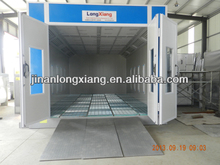 Italy burner spray booth