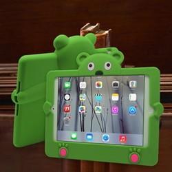 2015 hot selling animal shape cute silicone case for ipad mini